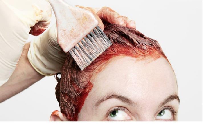 چند توصیه مهم برای کسانی که موهای خود را رنگ می کنند