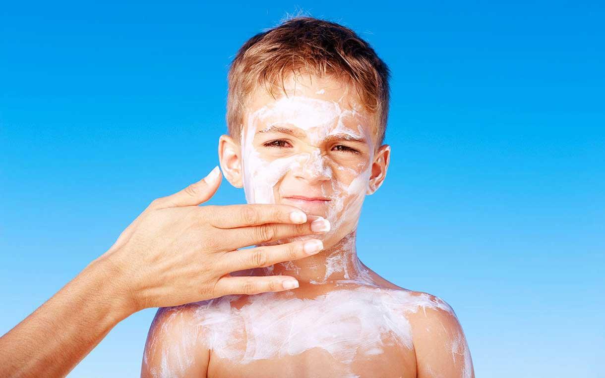 ضرورت استفاده کرم ضد آفتاب برای آقایان
