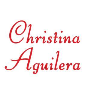 کریستینا آگولرا