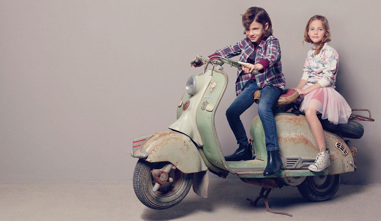 پوشاک بچگانه منگو