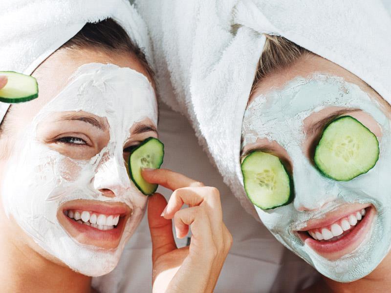 ماسک های طبیعی برای انواع پوست (قسمت اول)