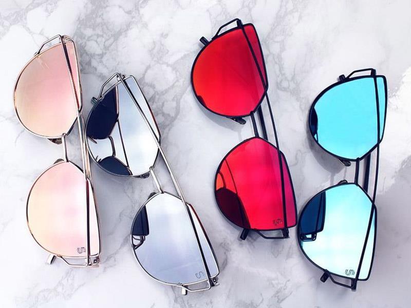 کدام مدل عینک برای صورت شما مناسب است؟