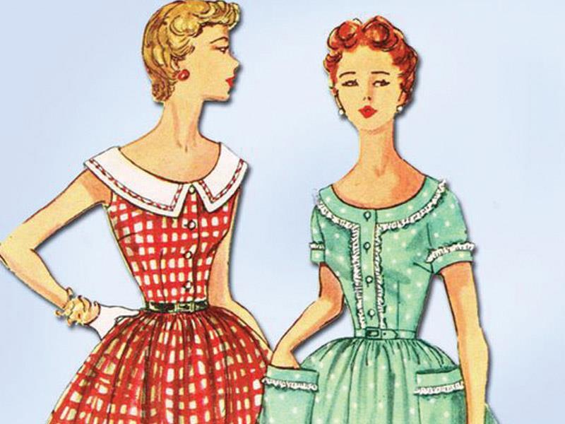 کدام مدل مو برای لباس شما مناسب است؟؟
