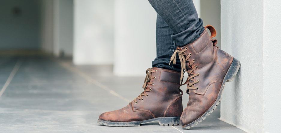 اصول ساده پوشیدن بوت، یک کفش زمستانی بینظیر برای آقایان