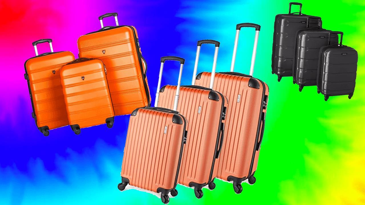 نوآوری های جدید در چمدان های مسافرتی