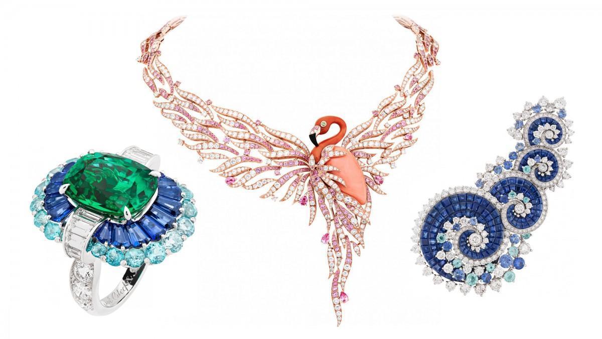 برندهای لاکچری و مشهور جواهرات