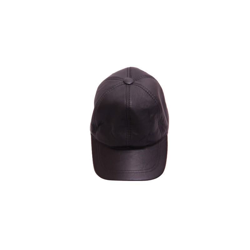 کلاه چرم مردانه شهر چرم