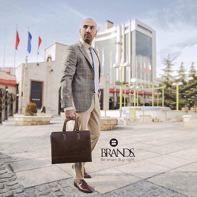 Brands Tehran  کت و شلوار مر