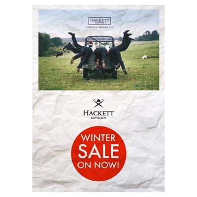 Winter sell on Now !