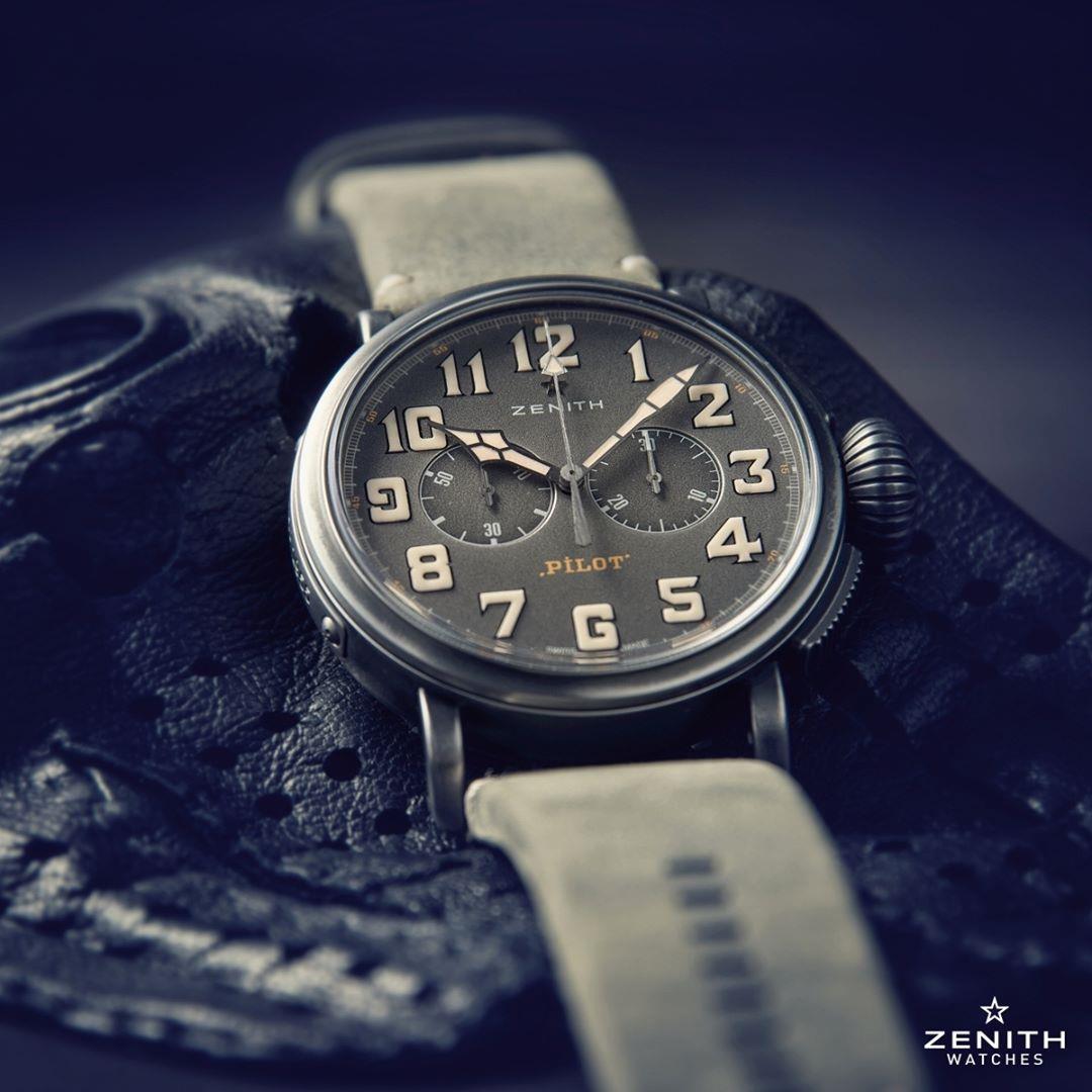#zenithwatches #legendsarefore