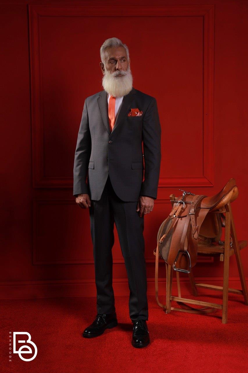 #کت و شلوار#کراوات#پوشت#بهنود