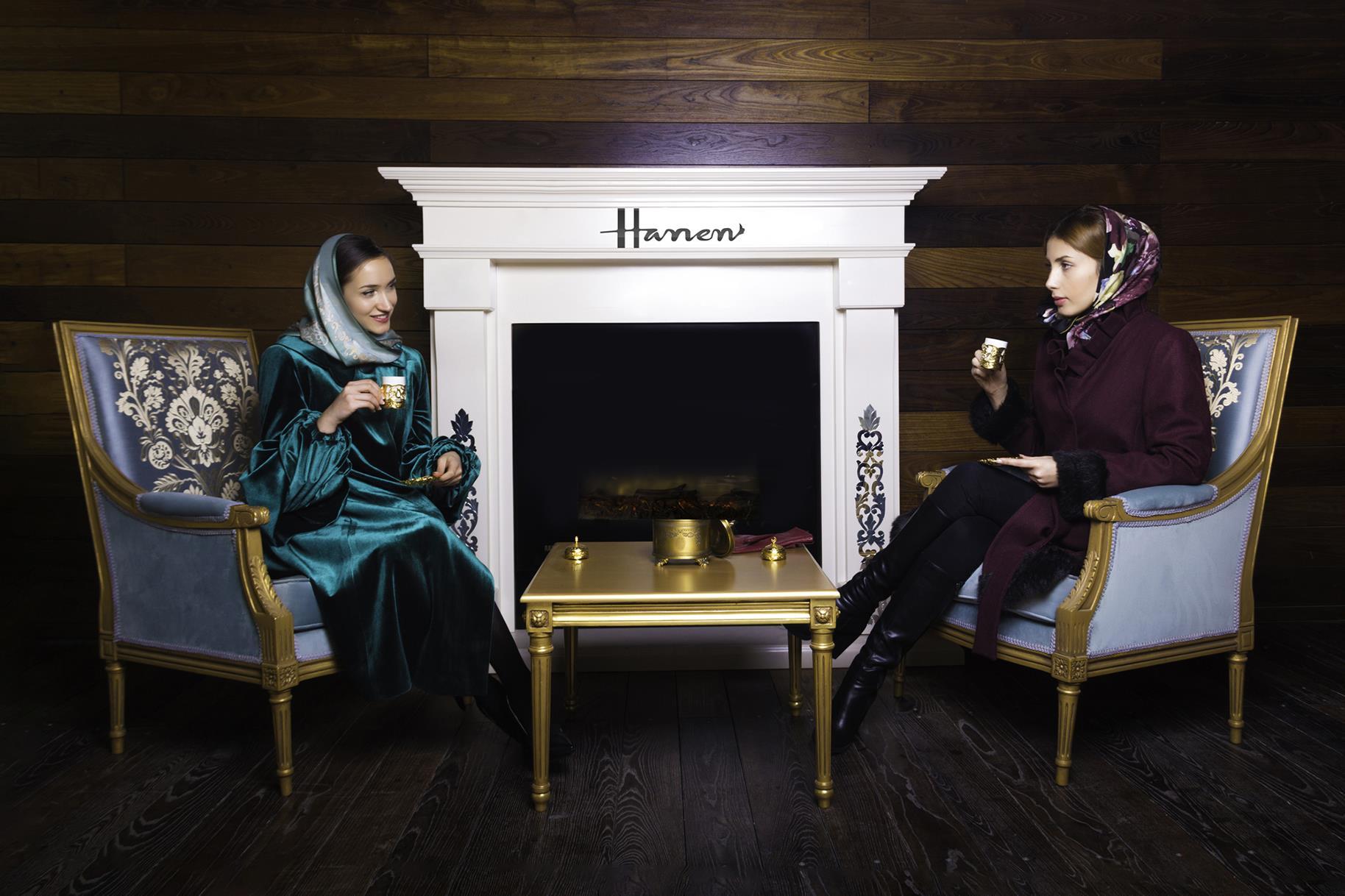 هانن , طراحی و تولید پوشاک لوک