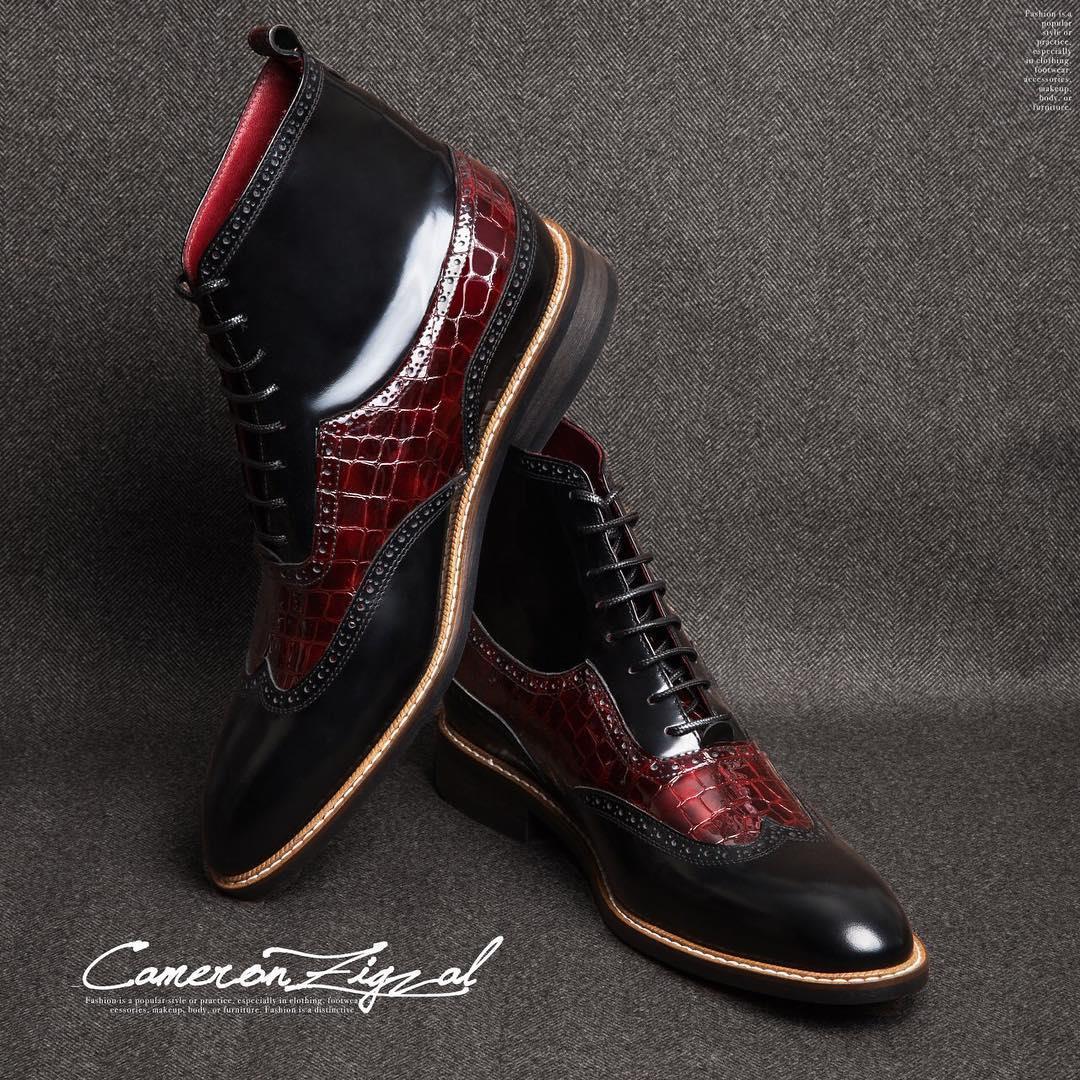 کفش کمرون زیگزال