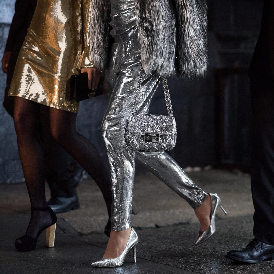 Celebrate shine. 