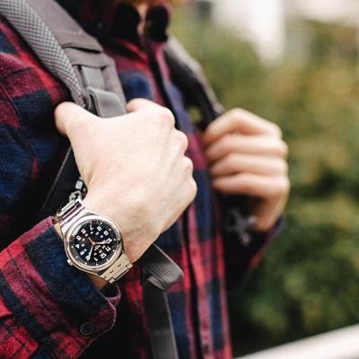 ساعت های مدرن swatch