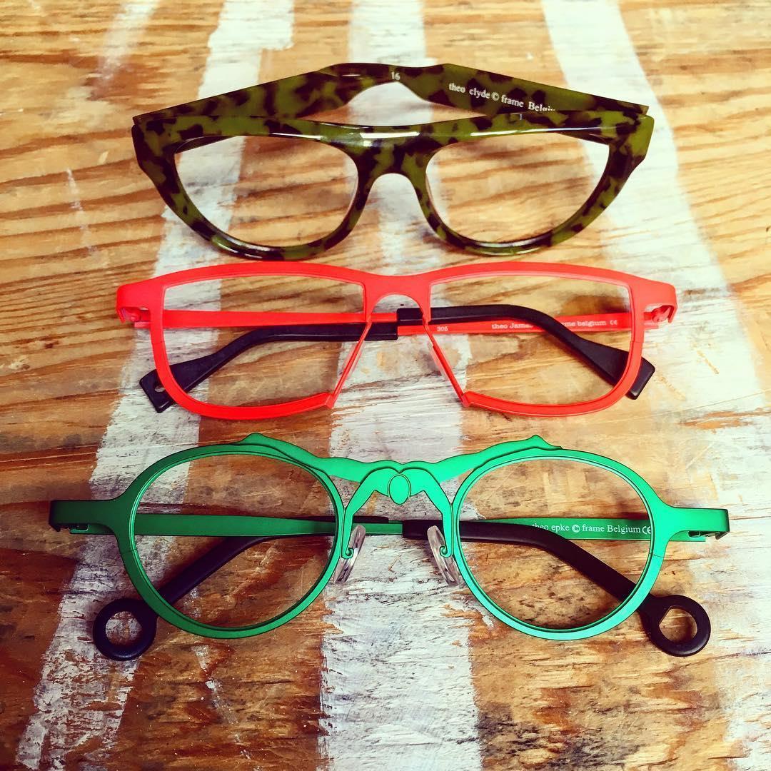 عینک های آفتابی برند Theo