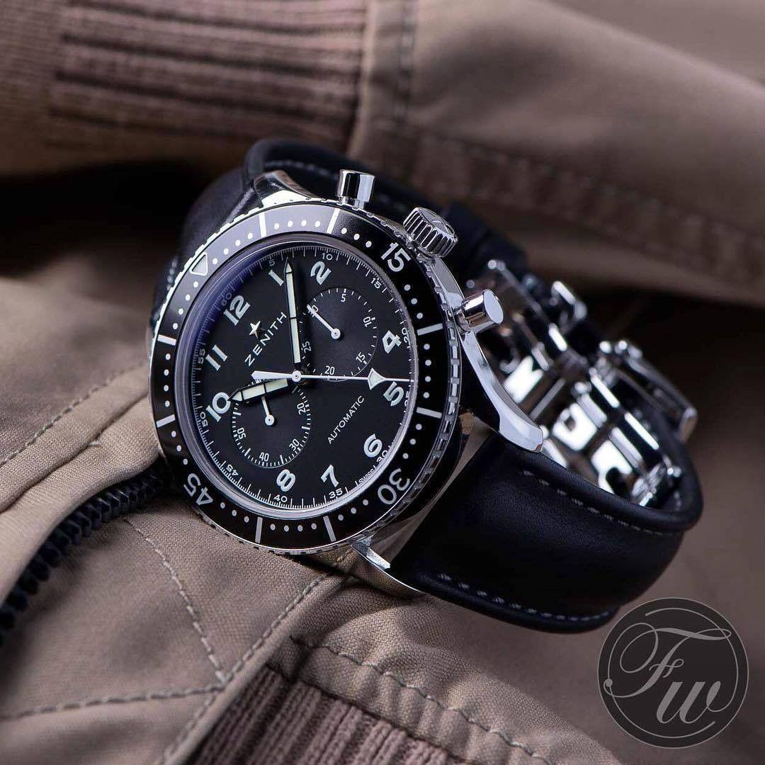 ساعت های مدرن برند zenith