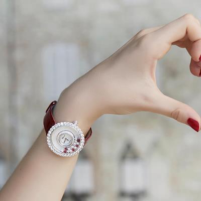 ساعت های جدید شوپارد در طرح ها