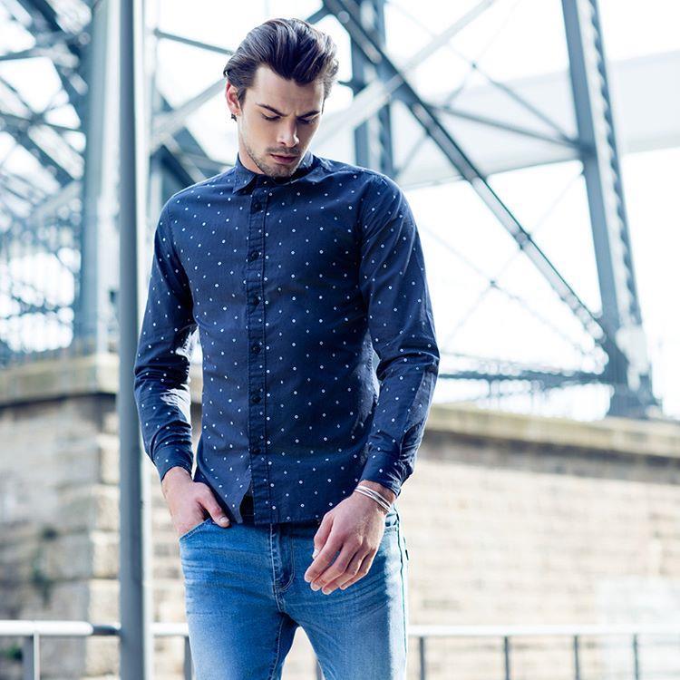 پیراهن مردانه تیفوسی