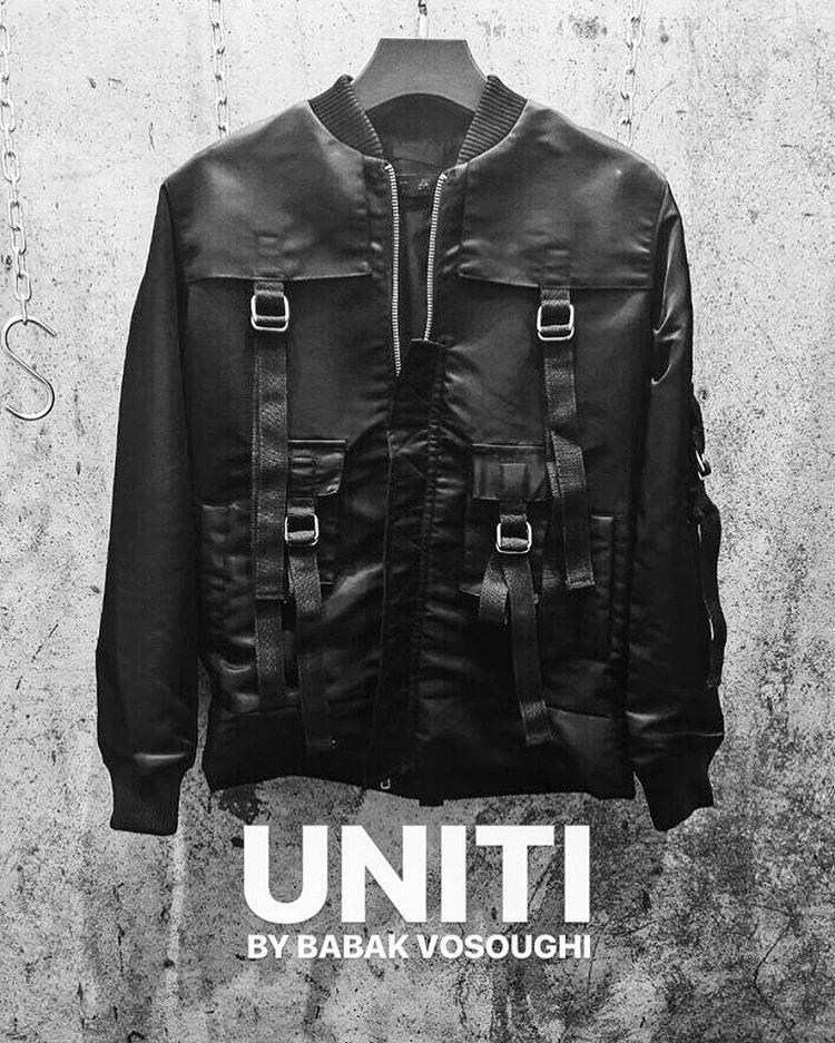 VOSOUGHI | UNITI Available now