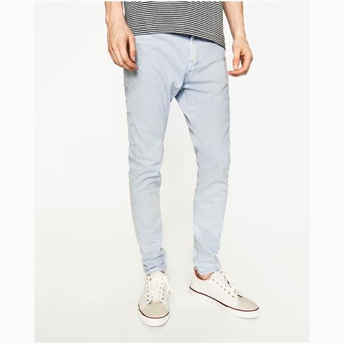 WASHED SLIM FIT JEANS DETAILS