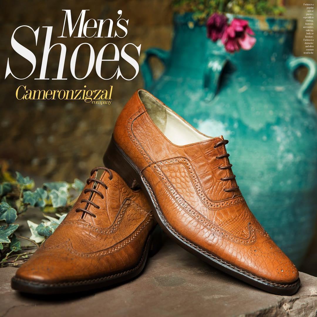 Hand made shoes  Showroom: 02