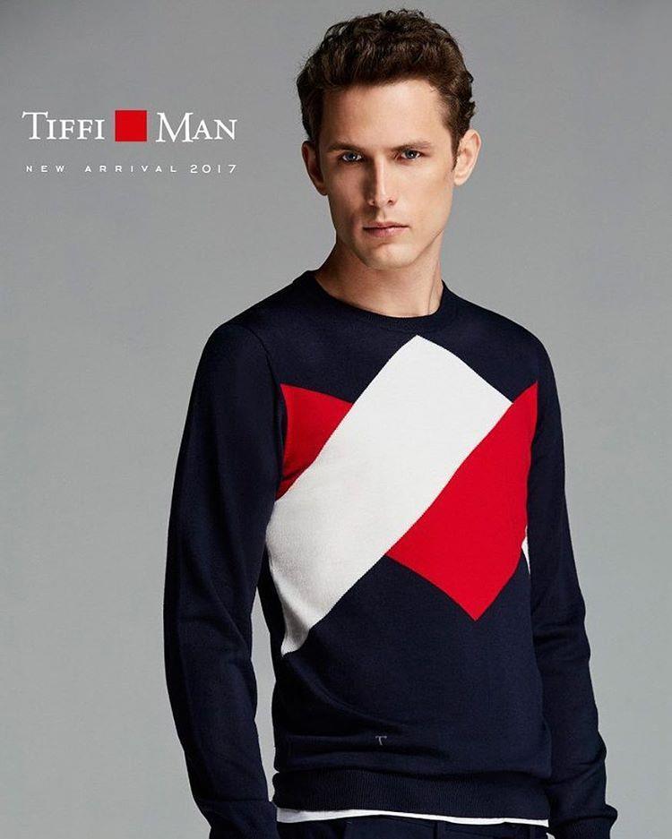 تیفی برند تولید لباس مردانه و