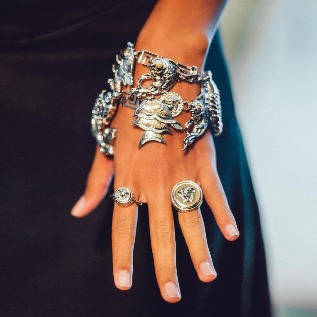 Trésors de la Mer charm bracel
