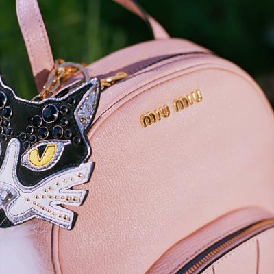 Miu Miu accessories, up close