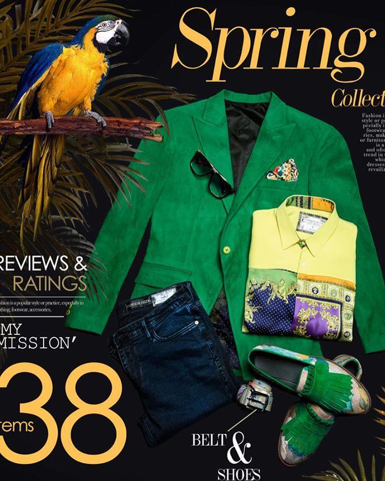 Spring Colours collection  Sh