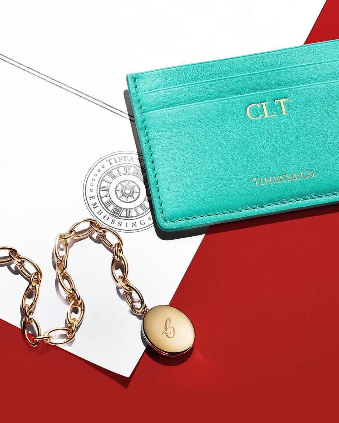 A special occasion deserves a little extra love. Whether it's initials, a favorite quote or a secret message with a special meaning, Tiffany engraving and embossing adds a personal touch to any design.