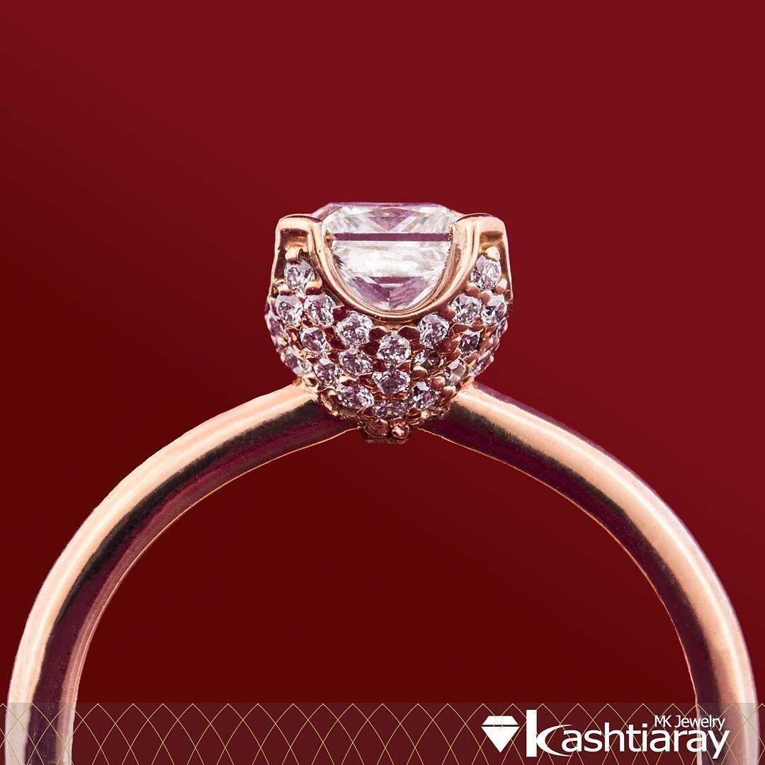 Ring Princess Diamond: 0.71