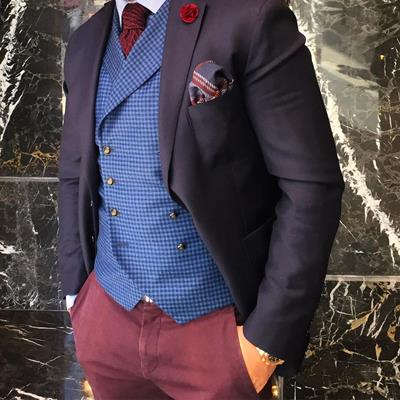 Bagozza برند تولید لباس مردانه