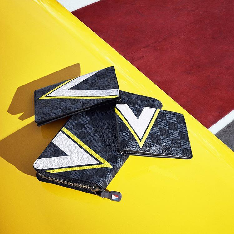 The new LouisVuitton America's Cup Collection combines elega ...