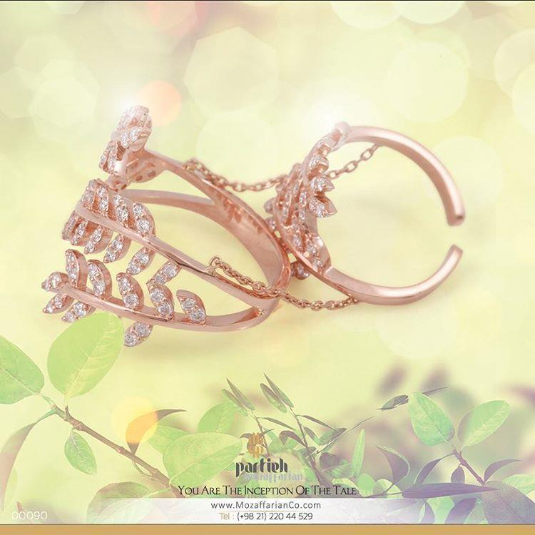 Gold Diamond #Ring 18k Gold 7