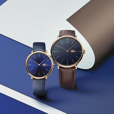 Stay on time & in style with o