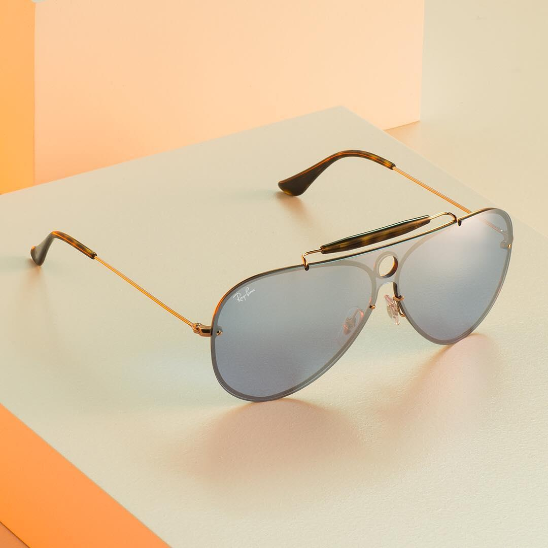 Iconic frames + modern lenses // Pick up the new Shooter from our #BlazeCollection // Link in bio
