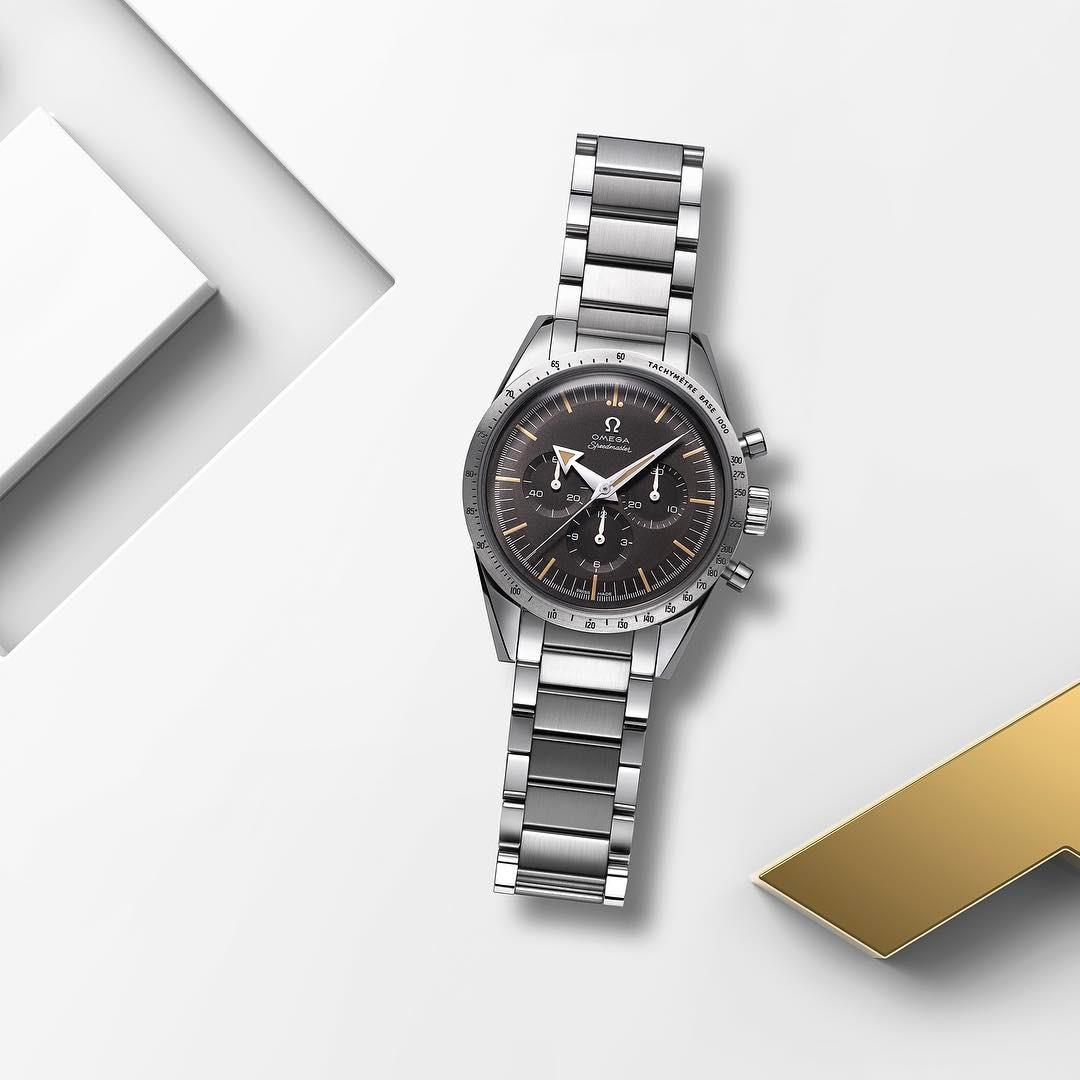 The Speedmaster 60th Anniversa