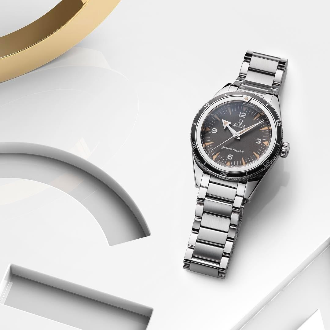 You can't beat a classic. That's why the new OMEGA Seamaster ...