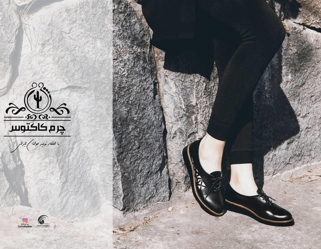 کفش چرم کد ۱۱۵ قیمت: ۱۴۵.۰۰۰ ت