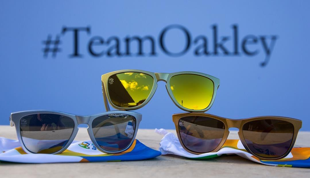 Made for champions. #TeamOakle