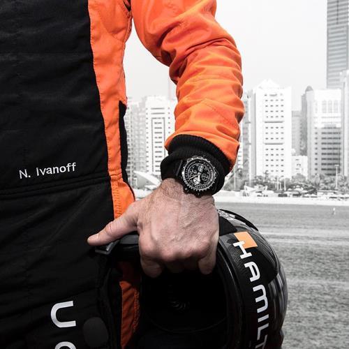 همیلتون برند تولید ساعت