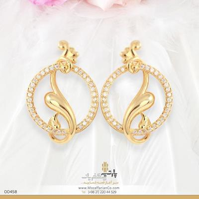#00353 Gold Diamond #Ring 18