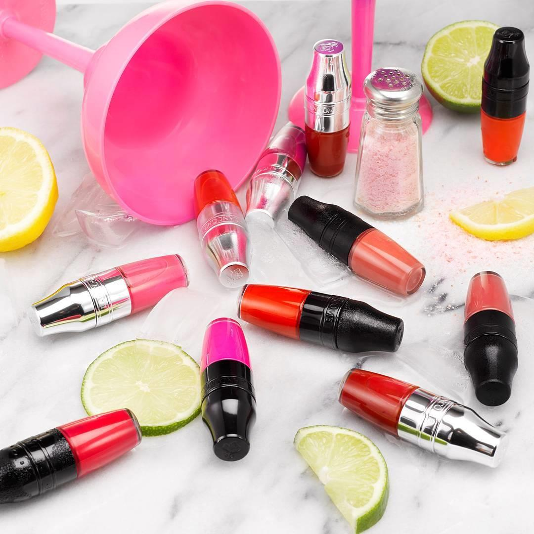 Be BOLD on #CincoDeMayo and wear Matte Shaker for long-lasti ...