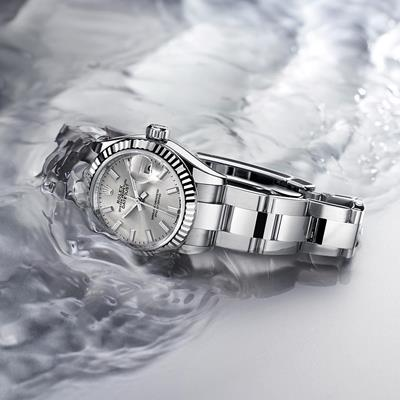 The Rolex Day-Date 40 in 18ct