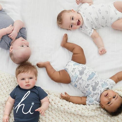 All new little baby basics jus