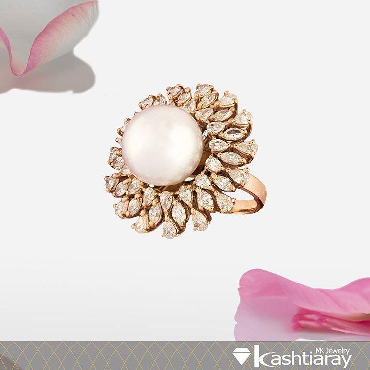Pearl Ring  #earring #earrin