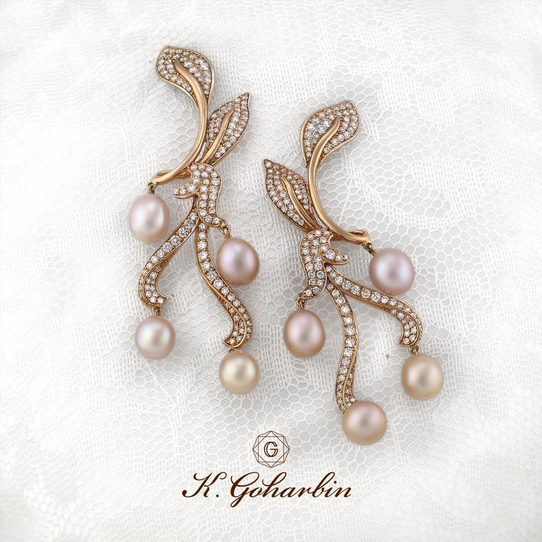 """""""Pearls are always appropriate"""
