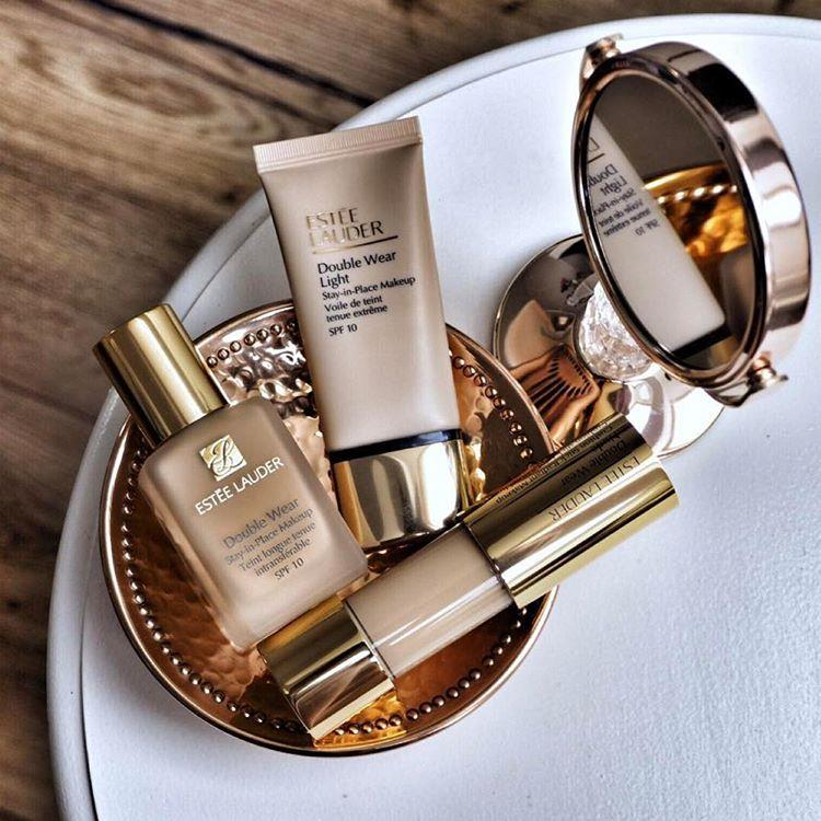 What's in your #DoubleWear #foundation lineup, #EsteeBeautie ...