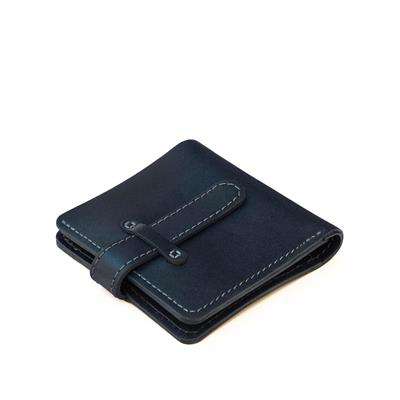 Model: Bi-fold wallet  Design